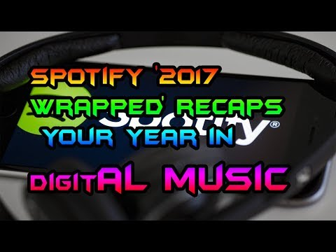 Daily News || Spotify '2017 Wrapped' recaps your year in digital music