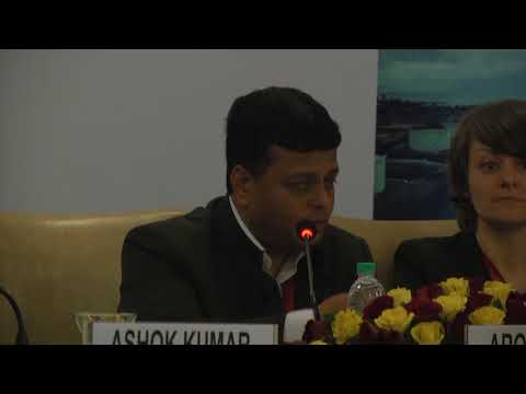 Day 1: IWDRI 2018: TS-1.2 Managing Risks in Key infrastructure Sectors; Transport & Energy (Part1)