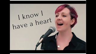 I know I have a heart - Cinderella (cover)