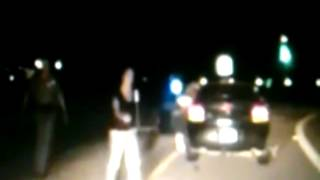 Female Cop Giving two Women Body Cavity Search During Routine Traffiic Stop. Using the SAME GLOVE!