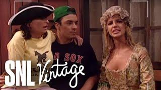 Boston Teens: Colonial Museum - Saturday Night Live