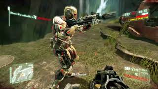 Crysis 3 Multiplayer Gameplay - I