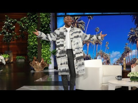 Mahershala Ali Shows Off His 'Soul Train' Moves