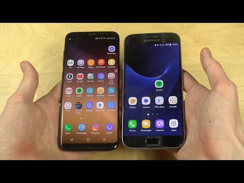 Samsung Galaxy S8 vs. Samsung Galaxy S7 - Which Is Worth Buying?