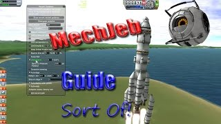 Repeat youtube video Kerbal Space Program - MechJeb Guide Sort Of!