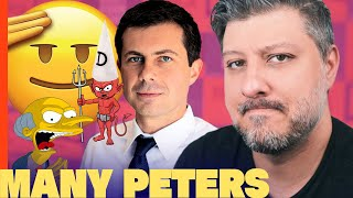 Pete Buttigieg is Wrong About Everything | Many Peters⁷¹