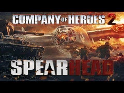 Company of Heroes 2 Spearhead Mod PVP - 291