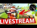 Livestream #471 | Incercam chestii nebune in Scrap Mechanic!
