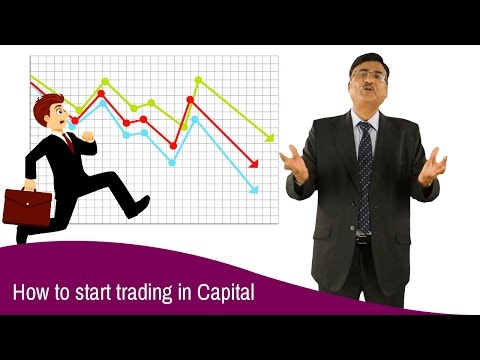 How to start trading in Capital (Stock) Markets  - Part I