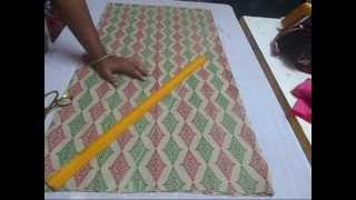 Salwar / Pant cutting easy and simple method  PART 1