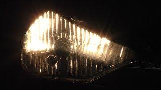 видео Ксеноновые лампы: особенности использования