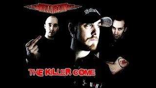 Helltrain - The Killer Come (UNOFFICIAL LYRIC VIDEO)