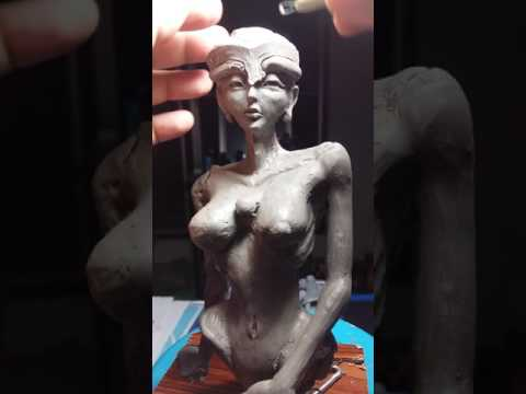Get some detail for Europa sculpture by Nirand C.