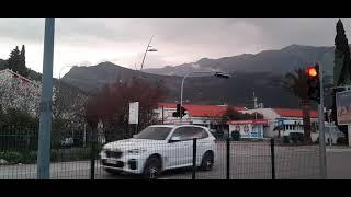 Будва Черногория прогулка по городу 17 04 2021
