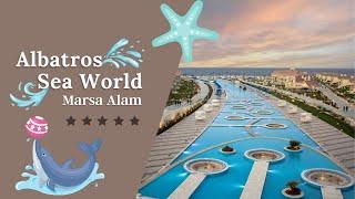 ЕГИПЕТ МАРСА АЛАМ 2021 ALBATROS SEA WORLD MARSA ALAM 5 ОБЗОР ОТЕЛЯ