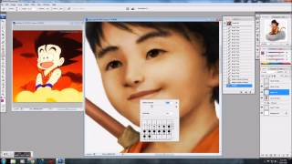 ICanDraw Goku Speed Drawing