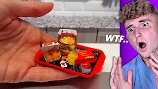 This Is The NEW SIZE Of Fast Food..