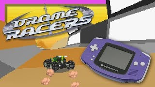 A Quick Look at Drome Racers' Gorgeous 3D GBA Port- Port Patrol Portable