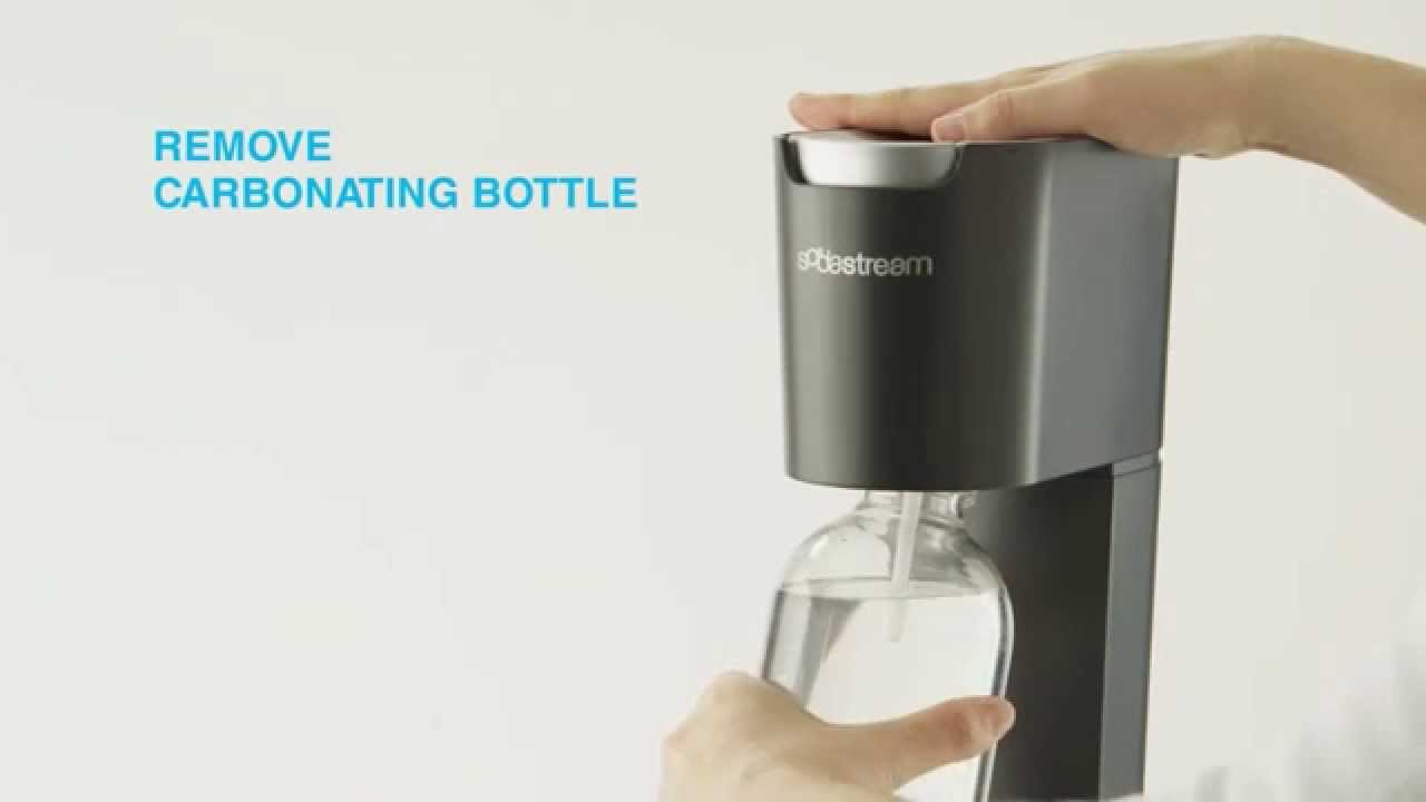 How To Use Your Sodastream Genesis Sparkling Water Maker