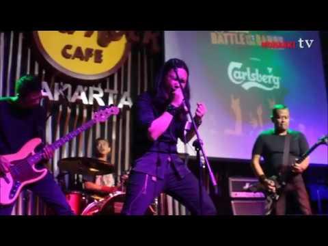 MONARKI - Footsteps to nowhere (Live at Hard Rock Rising Final 2017) #hardrockrising2017