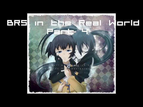 Black Rock Shooter in the real world Part 4