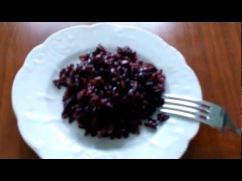 Варим черный (дикий) рис. Быстро и просто.