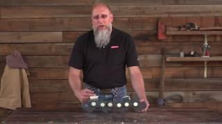 Oregon's Technical Tips- Saw Chain Anatomy