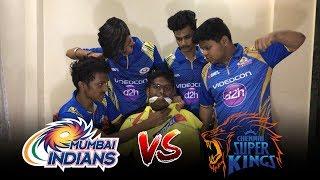 Trishul : Mumbai Indians Vs Chennai Super Kings...