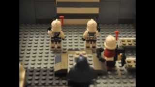 Лего звездные войны: война клонов