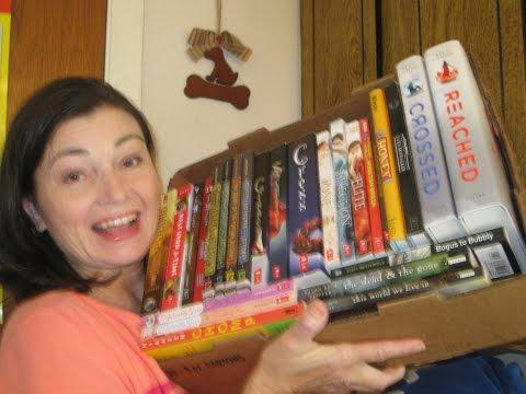 Book Haul:  Scholastic Warehouse Sale
