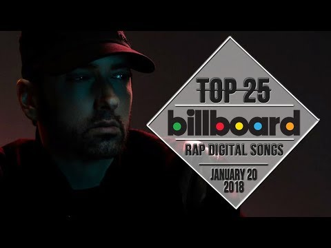 Top 25 • Billboard Rap Songs • January 20, 2018 | Download-Charts