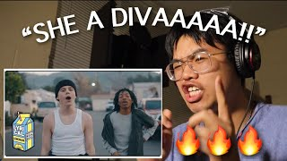 The Kid LAROI - Diva ft. Lil Tecca Reaction