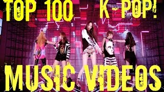 Video TOP 100 MOST VIEWED K-POP MUSIC VIDEOS OF ALL TIME [JULY 2015] download MP3, 3GP, MP4, WEBM, AVI, FLV Agustus 2017