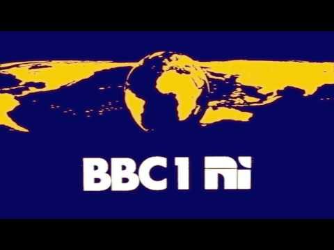 1975 BBC One NI Globe