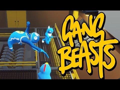 gang beasts online beta