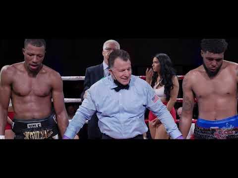 #FULLFIGHT Kendrick Ball Jr vs Tyi Edmonds WBC Silver Super Middleweight Title #CESSpringfield