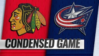 09/18/18 Condensed Game: Blackhawks @ Blue Jackets