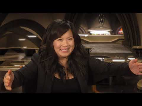 'Star Wars: The Last Jedi' interview with Kelly Marie Tran