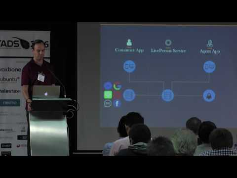 Eitan Yarden - Liveperson Messaging API