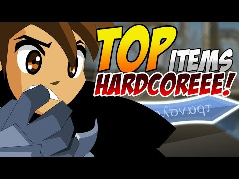 =AQW= TOP 10 ITEMS HARD DROP!!!