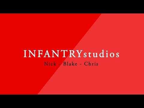 Infantry Studios: WHO ARE WE?