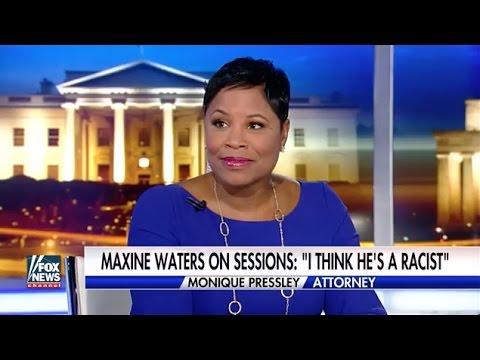 FOX News:  Monique Pressley on Tucker Carlson Tonight: Racism and Trump Administration