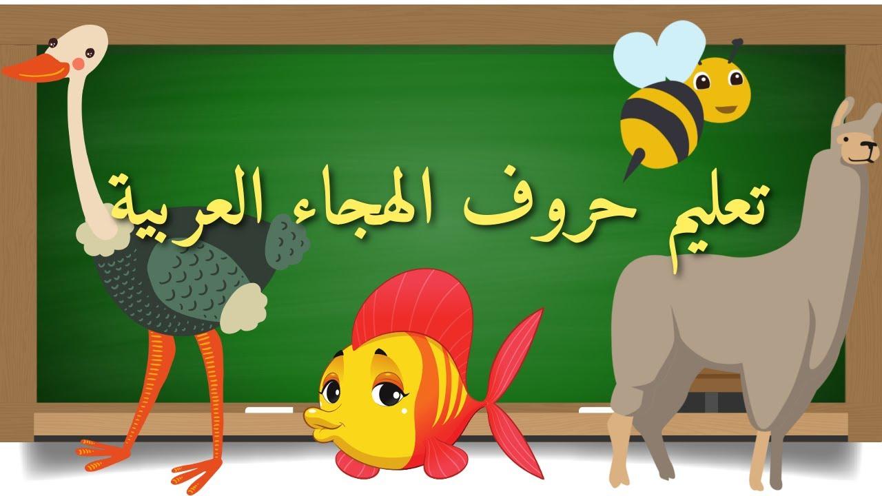 حروف الهجاء تعليم حروف الهجاء العربية للاطفال الصغار Learn Arabic Alphabet تعليم الاطفال Youtube Learning Arabic Learn Arabic Online Arabic Lessons