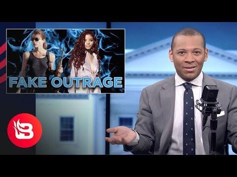 The Media Creates Fake Outrage Over Black Little Mermaid I White House Brief thumbnail