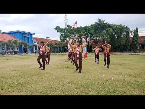 Waaaww !! Joget Komando Nasi Padang PBS_ScoutsLampung