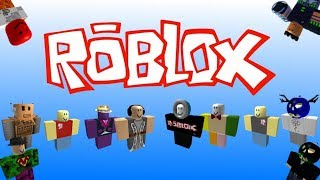 Roblox jogando com assinantes-mini jogos-espanhol 101 com Falcon!