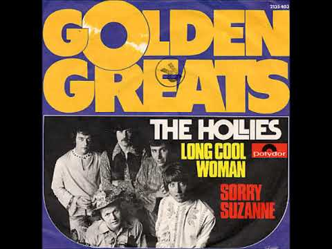 The Hollies - Long Cool Woman (In A Black Dress)   remixed by DJ Nilsson