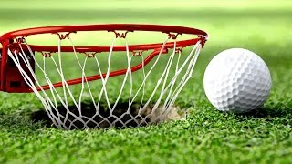 SLAM DUNK CHALLENGE - GOLF WITH FRIENDS