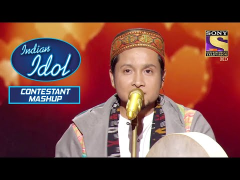 Pawandeep के यह Retro Song Versions हैं Fabulous!   Indian Idol   Contestant Mashup