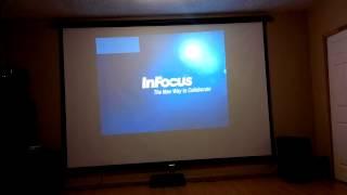 проектор InFocus IN112a обзор